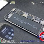 iPhone 6 Plus:バッテリー交換